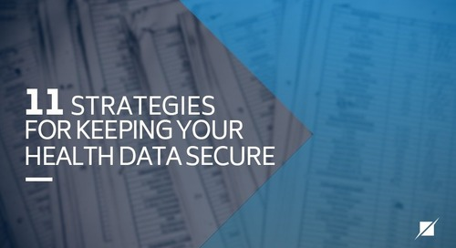 11 Strategies for Keeping Your Health Data Secure