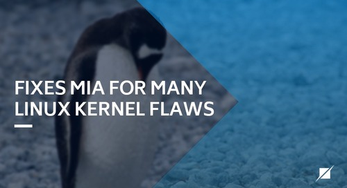 Fixes MIA for Many Linux Kernel Flaws