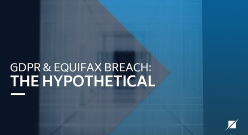 GDPR & Equifax Breach: The Hypothetical