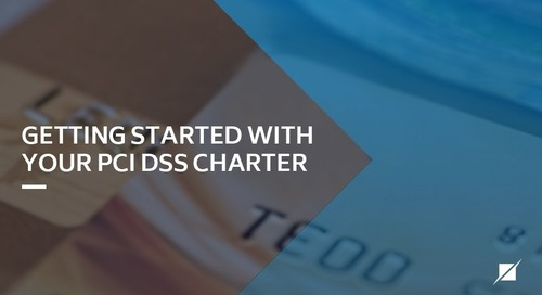 Getting started with your PCI DSS Charter