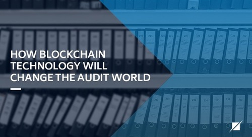 How Blockchain Technology Will Change The Audit World