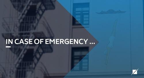 In Case of Emergency …