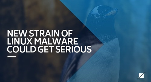 New Strain of Linux Malware Could Get Serious