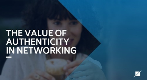 The Value of Authenticity in Networking