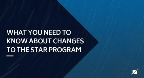 What You Need to Know About Changes to the STAR Program