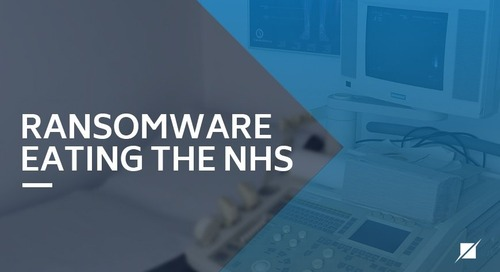 Ransomware Eating the NHS