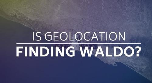 Is Geolocation Finding Waldo?