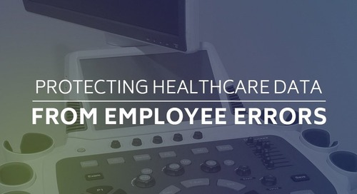 Protecting Healthcare Data from Employee Errors