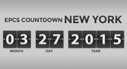 Countdown - EPCS in New York