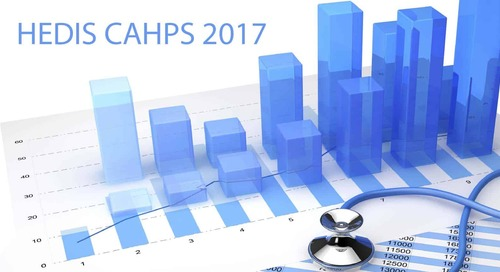 NCQA HEDIS CAHPS Updates for 2017