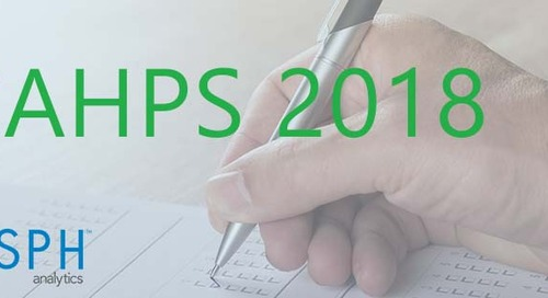 Planning for CAHPS