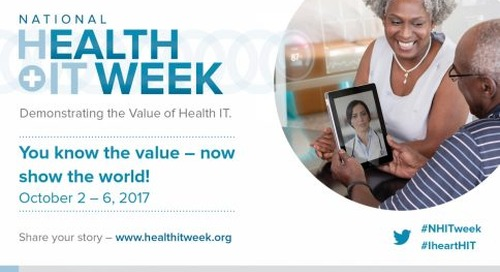 SPH Analytics Celebrates National Health IT Week