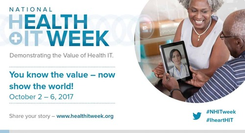 SPH Celebrates National Health IT Week