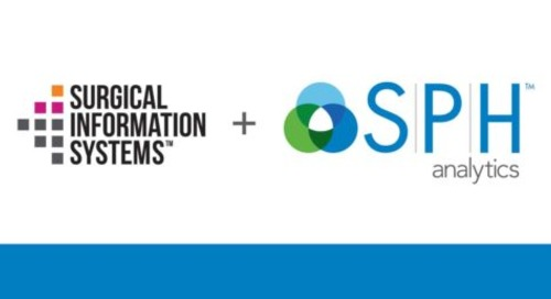 Surgical Information Systems and SPH Analytics Announce Joint Solution to Measure, Analyze, and Improve Patient Experience
