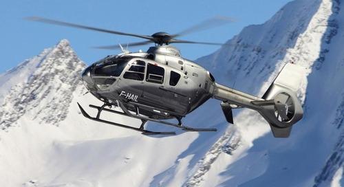Four Seasons Hotel Megève Creates Helicopter Ski Safaris