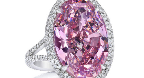 Pink Promise Diamond Sells for Over $31m at Auction