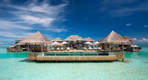 Maldives Resort Unveils World's Largest Overwater Villa