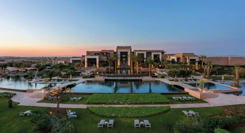 Fairmont Royal Palm Marrakech to Open in Morocco