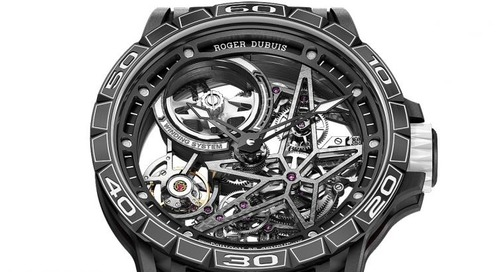 Roger Dubuis Creates Pirelli and Lamborghini Limited Edition Watches
