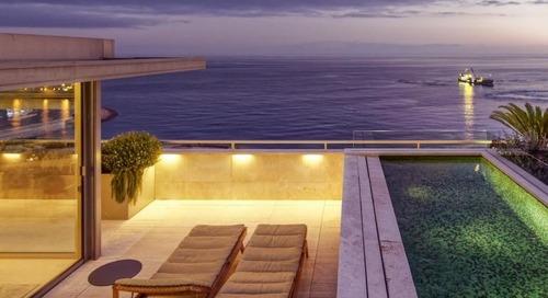Beachside Penthouse Offers Indulgent Monaco Living