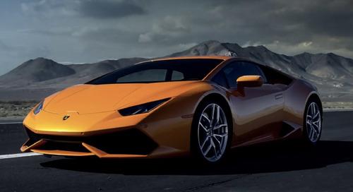 Lamborghini Huracán Up for Grabs for 11.2 Bitcoins