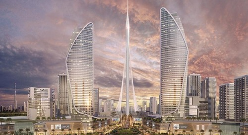 Dubai's Largest Tower to Open in 2020
