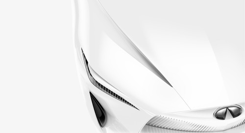 Infiniti Release Teaser Image of New Concept Car