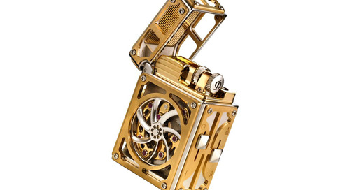 The S.T. Dupont Complication Lighter: Yours for $41,000