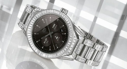 Tag Heuer's Connected Modular 45: The World's Priciest Smart Watch