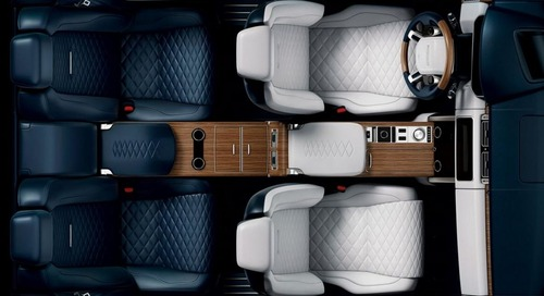 Land Rover Teases Luxury SUV Ahead of Geneva Debut