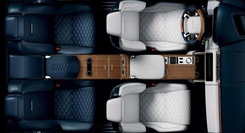Land Rover Teases Luxury SUV Ahead of Geneva Debut
