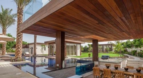 Luxury Dubai Villa On Market for $11 Million