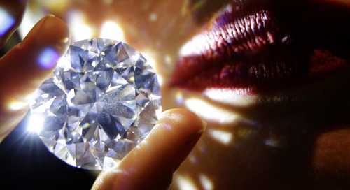 'Flawless' White Diamond Could Sell for World Record $33 million