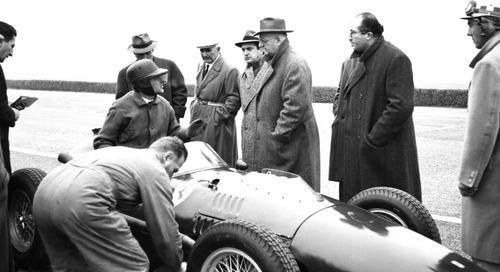 Enzo Ferrari Museum Celebrates 120th Anniversary with Photo Exhibition