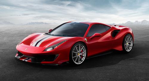Latest Lifestyle News: Ferrari Get a Pista the Action