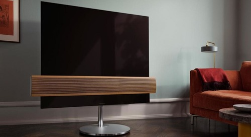 Bang & Olufsen Launch New BeoVision Eclipse OLED TV