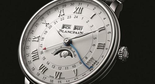 Blancpain Villeret Quantième Complet GMT a Jet-Setting Essential