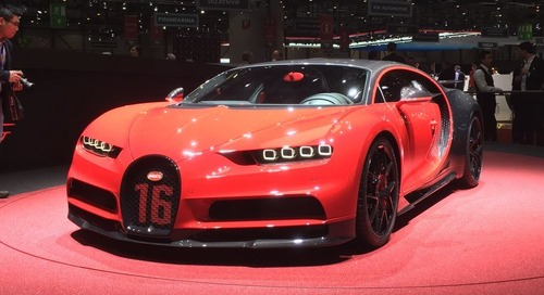 Geneva Motor Show 2018 Draws Global Crowd