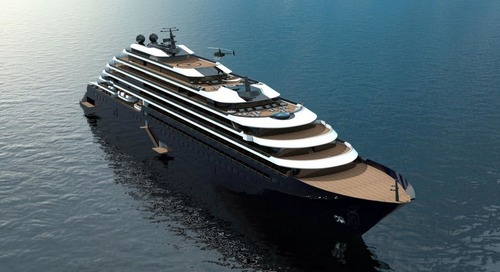 Ritz Carlton Announces Luxury Cruise Collection Itineraries