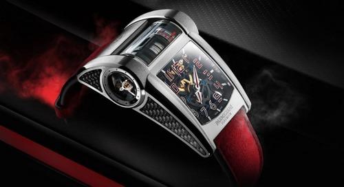 Parmigiani Fleurier Special Edition Honours Bugatti Chiron Sport