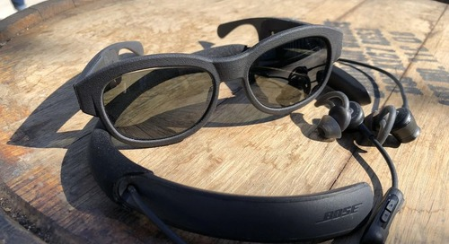 Bose Sunglasses Fitted with Augmented Reality Speakers