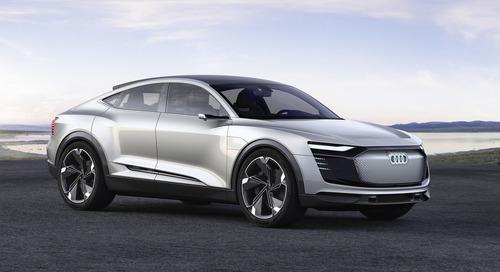 Audi confirms e-tron GT All-Electric Sedan for 2020