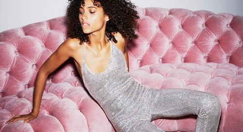 Juicy Couture Create Swarovski-Encrusted £25k Jumpsuit