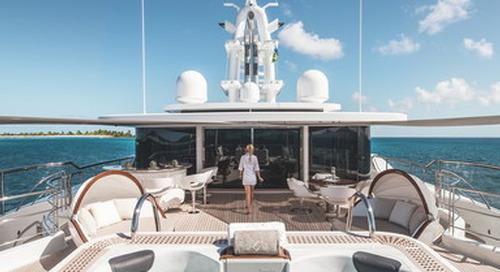 Superyacht Charter Focus: Going Green on Grace E