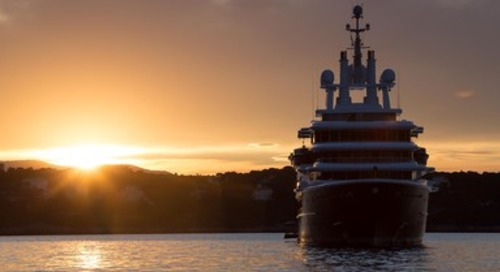 Design Retrospective: 10 Years of Iconic Top 100 Yachts