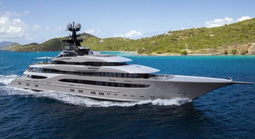The Top 100 Fleet in Focus: Kismet's Art Deco Glamour