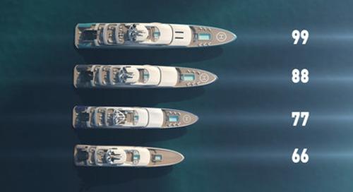 Fincantieri's Griffin Range Merges Power & Elegance