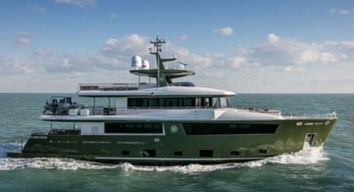 Superyacht in Focus: Explorer Superyacht Hyhmä