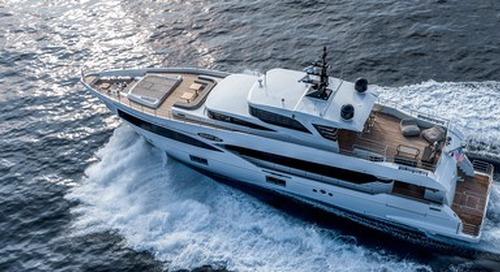 Gulf Craft Majesty 100 Sold by Drettmann International