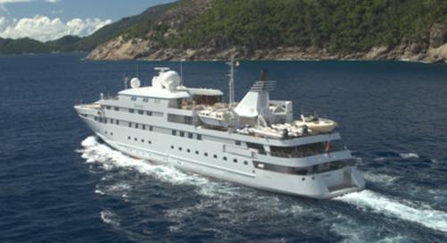 On The Market: Lauren L for Charter with Titan Fleet Management